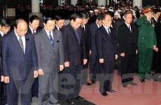 Tổ chức lễ tang Thượng tướng Nguyễn Khắc Nghiên