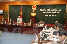Bế mạc phiên họp 36 Ủy ban Thường vụ Quốc hội