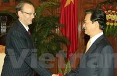 Quan hệ Việt Nam-Luxembourg phát triển tốt đẹp