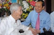 Nhà cách mạng lão thành Trần Văn Giàu qua đời