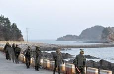 Hàn Quốc hoãn tập trận đạn thật trên Yeonpyeong