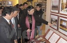 Khánh thành Nhà lưu niệm Quốc hội ở Tuyên Quang