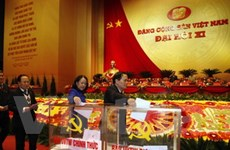 Người dân Thanh Hóa gửi trọn niềm tin tới Đảng