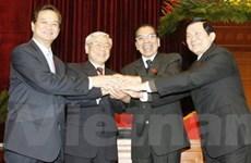 Từ Đại hội Đảng XI tỏa ra niềm tin mới, khí thế mới