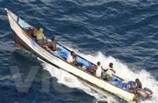 Các thủy thủ bị cướp biển Somalia bắt vẫn an toàn