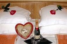 Các khách sạn giới thiệu gói dịch vụ Lễ tình nhân