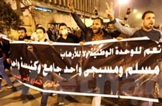 Ông Mubarak sa thải nội các nhưng không từ chức