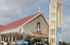Khánh thành Nhà thờ Đức Mẹ Hồn Xác Lên Trời