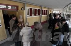 Bầu cử Nghị viện: Thời khó khăn của Thủ tướng Đức