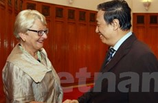 Đề nghị Luxembourg ưu tiên viện trợ phát triển cho VN