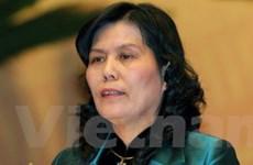 Nâng cao nhận thức tham gia Quốc hội của phụ nữ
