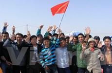 Toàn bộ lao động Việt Nam ra khỏi Libya an toàn