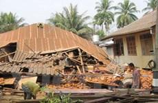 Ứng phó động đất của Myanmar được đánh giá cao