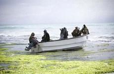 Hải quân EU phá vỡ một vụ cướp biển ở Seychelles