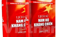 Lịch sử Nam Bộ kháng chiến là 1 bộ sách giá trị
