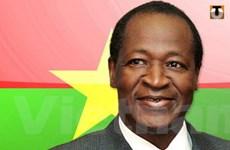 Súng nổ trong dinh của Tổng thống Burkina Faso