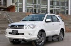 Toyota Việt Nam ra mắt xe Fortuner phiên bản mới