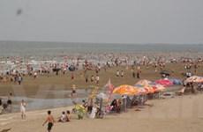 Chính thức khai trương mùa du lịch Cửa Lò 2011