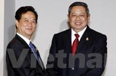 Lãnh đạo VN-Indonesia nhất trí tăng cường hợp tác