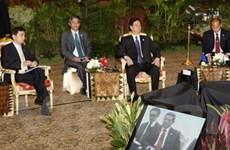 Thủ tướng dự phiên họp hẹp về cấp cao ASEAN