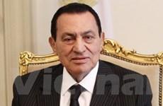 Ai Cập: Gia hạn tạm giam cựu Tổng thống Mubarak