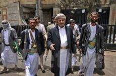 Phe đối lập, chính phủ đình chiến ở thủ đô Yemen