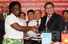 WB tài trợ 620,4 triệu USD cho năm lĩnh vực ở VN