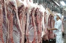 Nguồn cung khan hiếm đẩy giá thịt lợn tăng vọt
