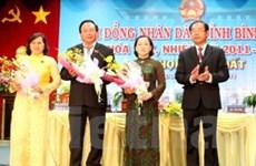 HĐND các tỉnh bầu chức danh chủ chốt 2011-2016
