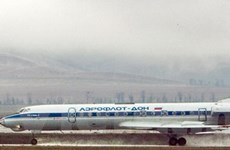 Nga sẽ ngừng khai thác máy bay Tu-134 từ 2012?