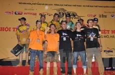Ấn tượng Hội thi Kỹ năng lái xe địa hình Việt Nam