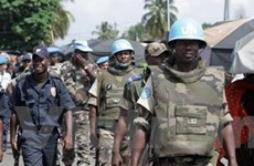 Gia hạn lực lượng tăng cường phái bộ Cote d'Ivoire