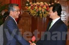 Quan hệ chiến lược Việt-Nhật phát triển tốt đẹp
