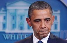 Ông Obama: Đàm phán nâng mức nợ trần bị đổ vỡ