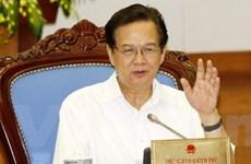 Tiểu sử tóm tắt của Thủ tướng Nguyễn Tấn Dũng