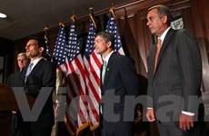 """Nhà Trắng, QH Mỹ thảo luận """"kế hoạch B"""" về nợ công"""