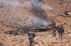 Rơi máy bay tại Morocco: Xác nhận 78 người chết