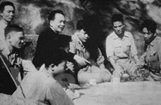 Võ Nguyên Giáp trên con đường mòn Hồ Chí Minh