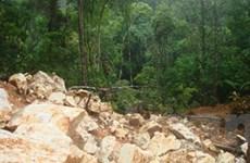 Tây Nguyên: Loạn tình trạng khai thác đá bán quý