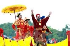Lễ khai hội mùa thu Kiếp Bạc-Côn Sơn năm 2011