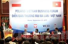 Tăng hợp tác đầu tư thương mại Việt Nam-Ba Lan