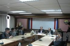 Bộ trưởng Quốc phòng Thái Lan thăm Campuchia