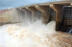 Nhà máy thủy điện Trị An thông báo bắt đầu xả lũ