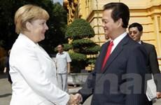 Việt Nam-Đức thiết lập quan hệ Đối tác chiến lược