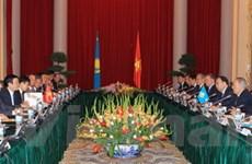 Tuyên bố chung giữa hai nước Việt Nam-Kazakhstan