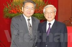 Quan hệ giữa hai ĐCS Việt-Nhật phát triển sâu sắc