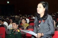 Thông qua nghị quyết dự toán ngân sách năm 2012