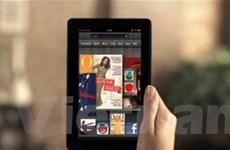 Amazon tăng sản lượng Kindle Fire lên 5 triệu