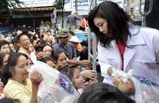 Thủ tướng Thái: Nước lũ ở Bangkok bắt đầu giảm