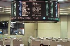 Các thị trường chứng khoán châu Á cùng trượt dốc